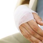 Как распознать и вылечить перелом запястья