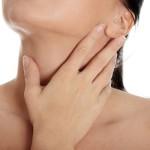 Как избавиться от отека горла?