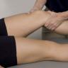 Что делать с отекшим коленом