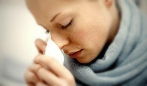 отек носа симптомы