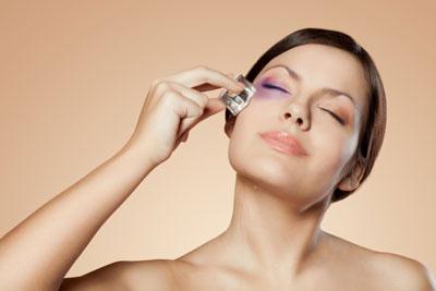 Как лечить синяки и ушибы на лице