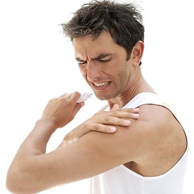 Лечение растяжения плеча в домашних условиях