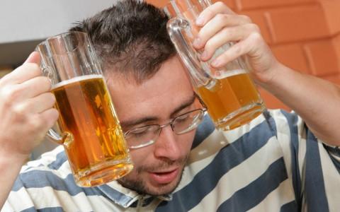 Как быстро снять отек с лица после пьянки